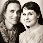 Sharon Gannon és David Life
